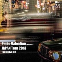 V.A (Pablo Valentino Presents) / Japan Tour 2013 Exclusive CD