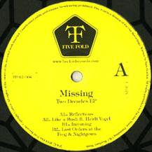 MISSING / TWO DECADES