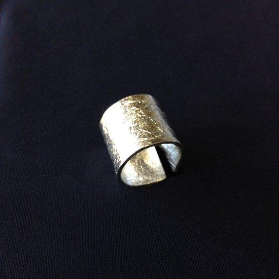 Sato Hatakeyama/錫のリング