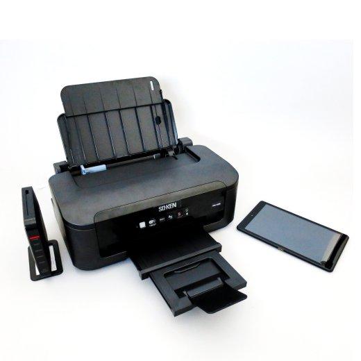 【PC不要/専用タブレット付】フードプリンタ TPW-105ED-RT