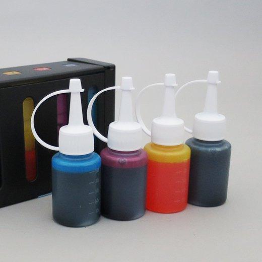 食用可食性インクボトル |4色セット 50ml×4本(TPW-105EDB専用)