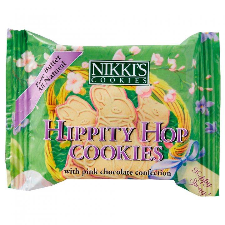 ニッキーズクッキー ヒッピティホップクッキー スナックパック 20.4g×48個