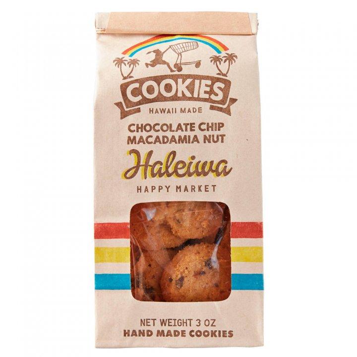 ハレイワ チョコチップマカダミアナッツクッキー 85g×21個