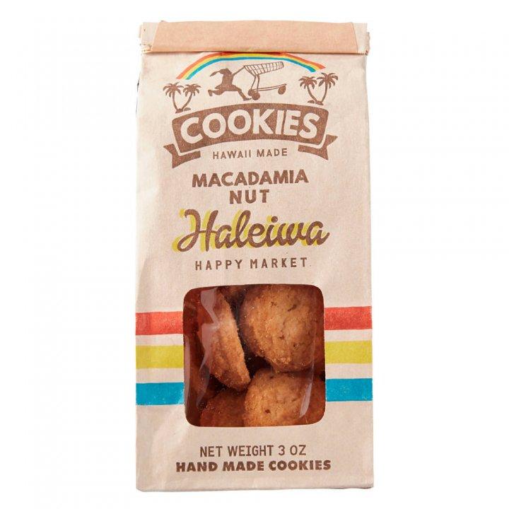 ハレイワ マカダミアナッツクッキー 85g×21個