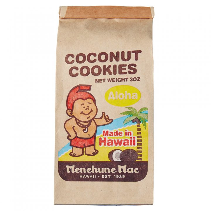 メネフネ ココナッツクッキー 85g×21個