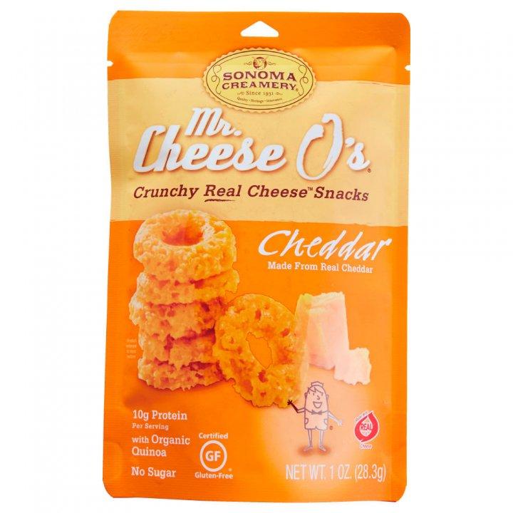 ソノマクリーマリー ミスター・チーズ・オーズ チェダー 28.3g×18個