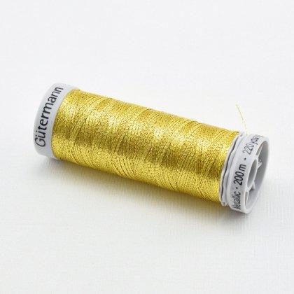 【ギッターマン】金糸・200m巻き