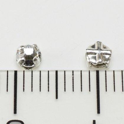 【スワロフスキー】3mm ラインストーン クリスタル