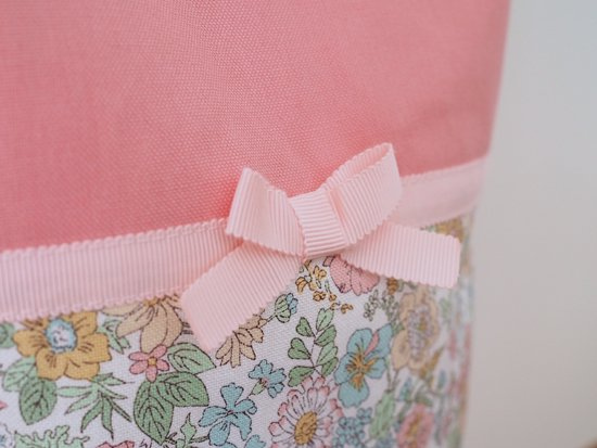 Spring Ribbon(上履き入れPNK)
