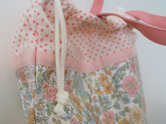 Spring Ribbon(体操服入れPNK)