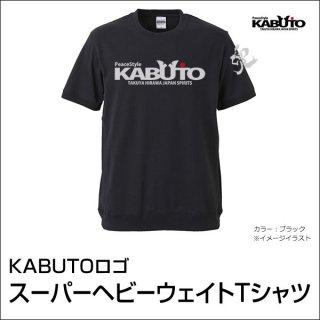 (MEN)KABUTOロゴ スーパーヘビーウェイトTシャツ