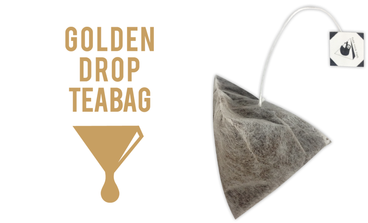 GOLDEN DROP TEABAG