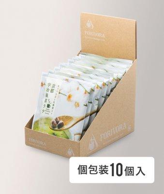 京都宇治抹茶ラテ 10P