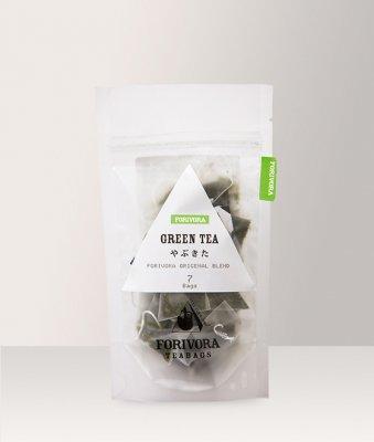 GREEN TEA やぶきた 7P