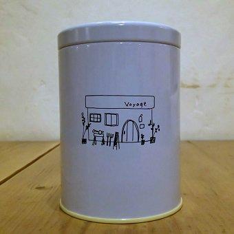 Voyageのオリジナル保存缶