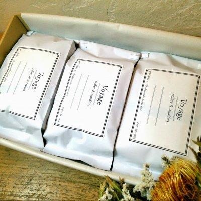 コーヒー豆 3種ギフト (200g×3種)(箱代込み)