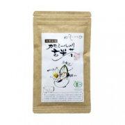《和風ハーブティー》カモミール入り玄米茶