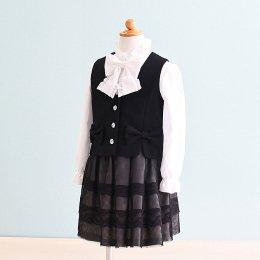 女の子スーツレンタル(FG-1)110 黒