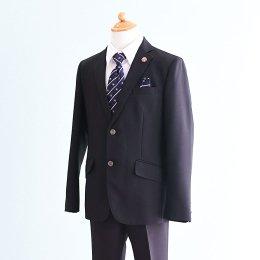 男の子スーツレンタル(FB-21)150 黒 MICHIKO LONDONミチコロンドン