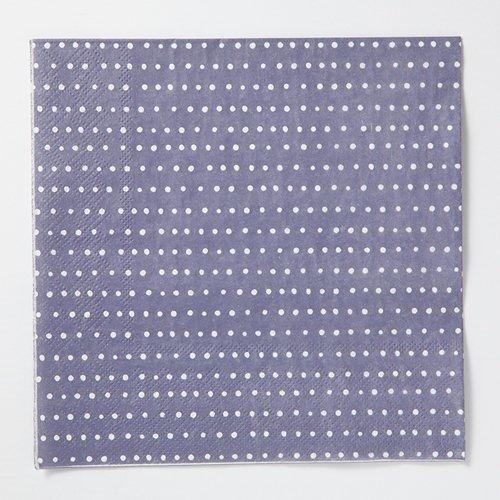 四つ折りペーパーナプキン(ドットパターンB)