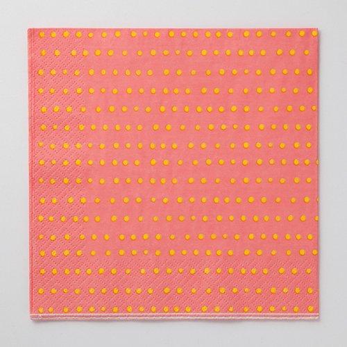 四つ折りペーパーナプキン(ドットパターンC)