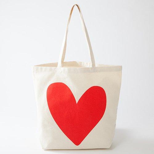 買い物袋としても使えるトートバッグ