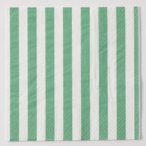 四つ折りペーパーナプキン(ストライプg)