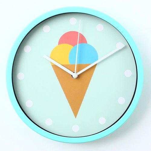 壁掛時計(アイスクリーム)