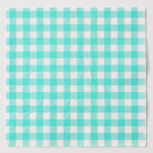 四つ折りペーパーナプキン(チェックD)