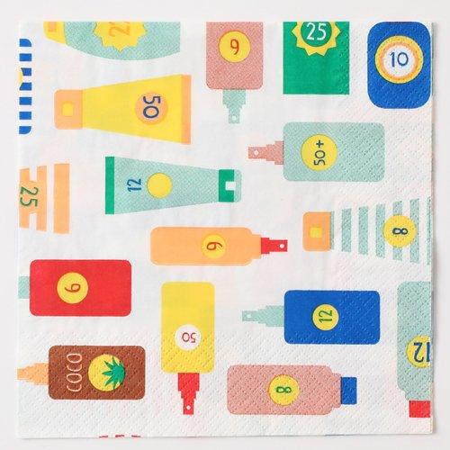 四つ折りペーパーナプキン(ラージボトル)