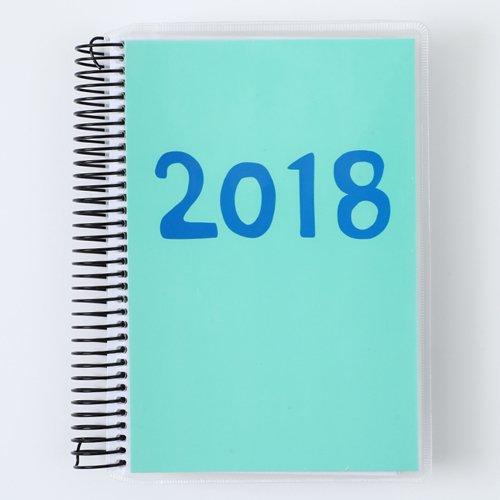 カレンダーノート(2018)