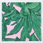 四つ折りペーパーナプキン(リーフ)