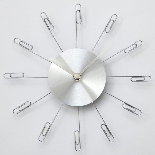 壁掛時計 クリップ