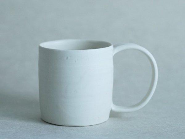 照井 壮 粗磁土マグカップ