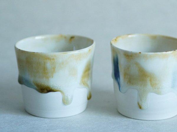 照井 壮 ナガレルイロの雫のフリーカップ