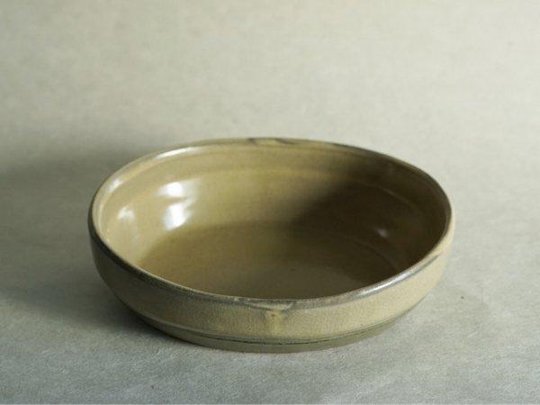 松原 竜馬 耐熱楕円鉢(小)