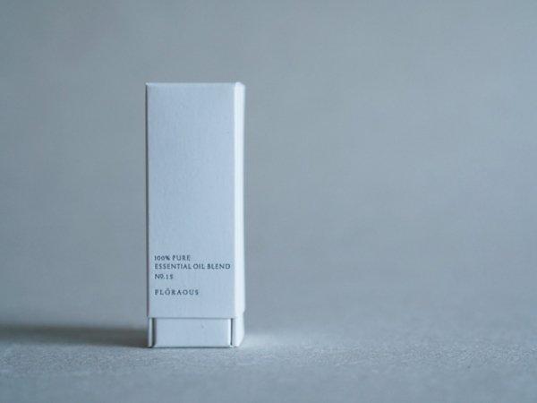FLŌRAOUS 100% pure essential oil blend  NO.15