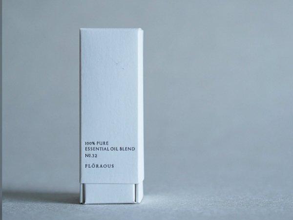 FLŌRAOUS 100% pure essential oil blend  NO.32