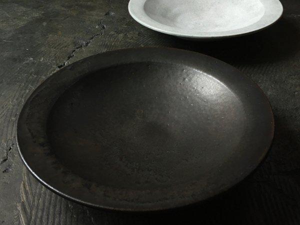 戸塚 佳奈 深皿(黒)
