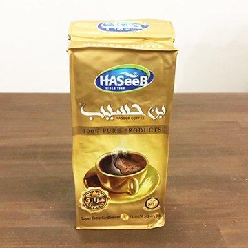 シリア産アラブコーヒー カルダモン15% 200g
