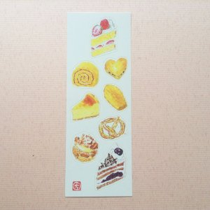 シールA洋菓子/チーズケーキなど