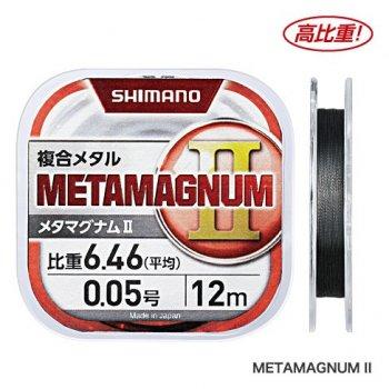 シマノ METAMAGNUM2 メタマグナム2 ML-A11P 12m