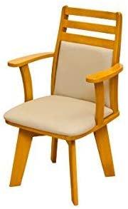 BH-04C LBR(5.6)BENSON 回転式ダイニングチェア LBR(代引不可) 生活用品 インテリア 雑貨 インテリア 家具 椅子 ダイニングチェア (並行輸入品)