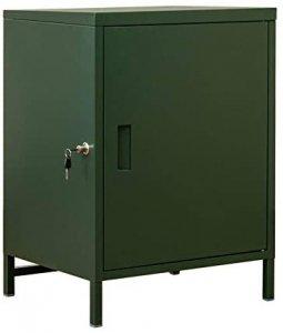 DELIO 宅配ボックス大容量1ドア 個人宅 80L グリーン JAC-50GN