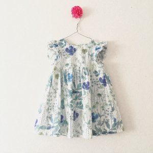 Frill Sleeve Dress *Irma