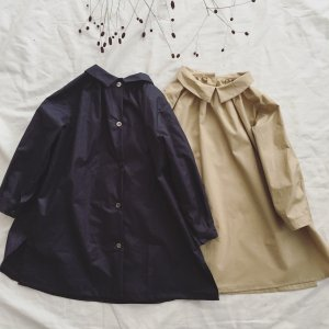 Cotton typewriter shirts onpiece