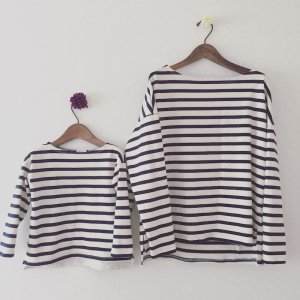Boat neck pullover*ladies