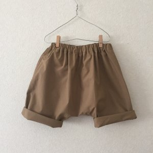 2way harf sarouel pants*beige