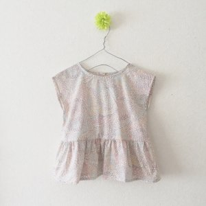 Peplum blouse*Shoals