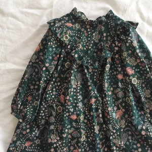 Frill dress Crochet Meadow